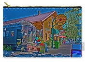 Calistoga Depot Carry-all Pouch