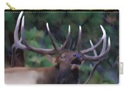 Call Of The Wild Carry-all Pouch by Shane Bechler