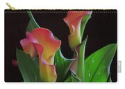 Calla Lilies 2  Carry-all Pouch