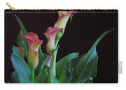 Calla Lilies 3 Carry-all Pouch