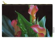 Calla Lilies 1 Carry-all Pouch
