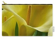 Calla Lily 1 Carry-all Pouch