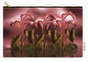 Calla Lily Island Carry-all Pouch