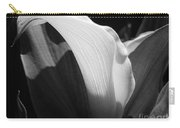 Calla Lily Named Crystal Blush Carry-all Pouch