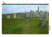 Callanish Looking North Carry-all Pouch