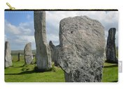 Callanish Looking Northeast Carry-all Pouch