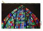 Callaway Gardens Chapel Stained Glass Carry-all Pouch