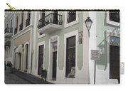 Calle De Luna Y Calle Del Cristo Carry-all Pouch