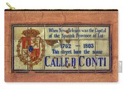 Called Conti Carry-all Pouch