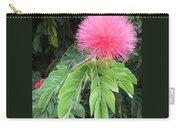 Calliandra Blossom Carry-all Pouch