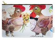 Calling All Chicken Lovers Say I Do Carry-all Pouch