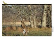 Calling Card Carry-all Pouch