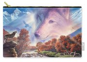 Calling To The Pack Carry-all Pouch