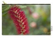 Callistemon Citrinus - Crimson Bottlebrush Carry-all Pouch