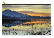Calm At The Lake Carry-all Pouch