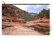 Calm Day At Slide Rock Carry-all Pouch