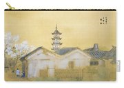 Calm Spring In Jiangnan Carry-all Pouch