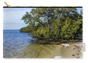 Calm Waters On The Gulf Carry-all Pouch