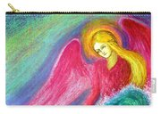 Calming Angel Carry-all Pouch by Jane Small