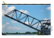 Caloosahatchee Train Draw Bridge Carry-all Pouch