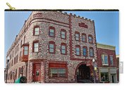 Calumet Hotel-1887 In Pipestone-minnesota  Carry-all Pouch