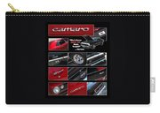 Camaro-drive - Poster Carry-all Pouch