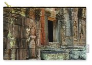Cambodia Angkor Wat 2 Carry-all Pouch