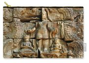 Cambodia Angkor Wat 3 Carry-all Pouch