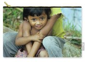 Cambodian Children 02 Carry-all Pouch