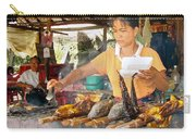 Cambodian Life 09 Carry-all Pouch