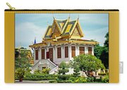 Cambodian Temples 1 Carry-all Pouch