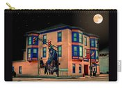 Cambridge City At Night Carry-all Pouch