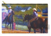 Camden Cowboy And Cowgirl Carry-all Pouch