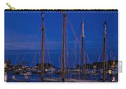 Camden Harbor Maine At 4am Carry-all Pouch