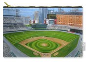Camden Yards Carry-all Pouch by Laura Corebello