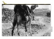 Camel Rider Carry-all Pouch
