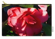 Camelia In The Shadows Carry-all Pouch