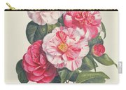 Camelias Carry-all Pouch by Augusta Innes Withers