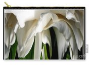 Camellia Abstract Carry-all Pouch