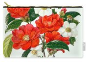 Camellia Adolf Audusson Carry-all Pouch