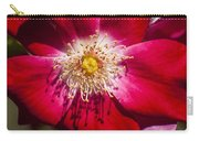 Camellia Carry-all Pouch by Carolyn Marshall