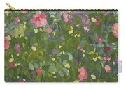 Camellia In Flower Carry-all Pouch