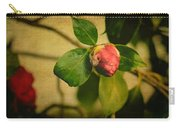 Camellia Carry-all Pouch by Marco Oliveira