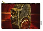 Camera - Bell And Howell Film Camera Carry-all Pouch