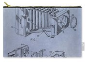 Camera Patent Carry-all Pouch