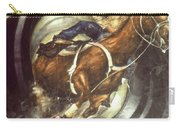 Camera Rodeo - Western Art Carry-all Pouch