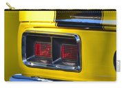Camaro Taillight Carry-all Pouch
