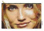 Cameron Diaz  Carry-all Pouch