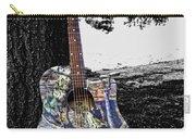 Camo Guitar Carry-all Pouch