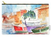 Camogli In Italy 14 Carry-all Pouch